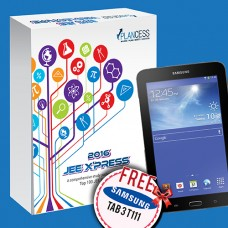 Plancess JEE 2017 Complete Course (PCM) with Free Samsung Tab