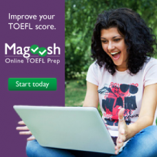 6 Month TOEFL by Magoosh