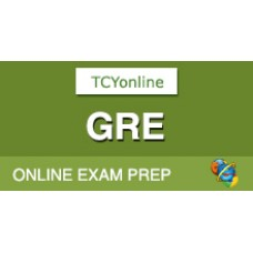 TCYonline GRE-12 Months Pack. 230+ Online Tests