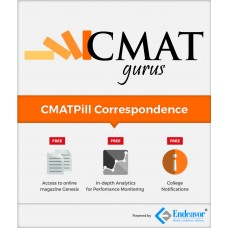 CMAT Correspondence Test Series + Material